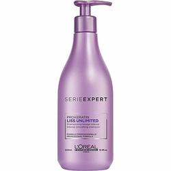 Loreal Liss Unlimited, szampon wygładzająco-odbudowujący 500ml