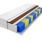 Materac kieszeniowy bruksela multipocket 75x225 cm twardy jednostronny