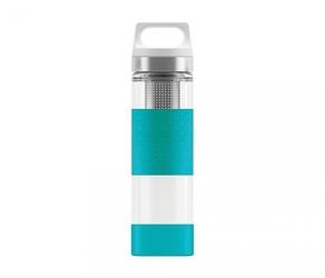 Termos szklany sigg wmb z zaparzaczem hot amp; cold glass 400 ml aqua