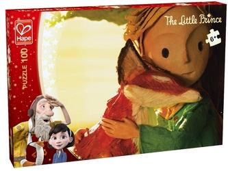 Przytulanie puzzle 100 el. mały książę