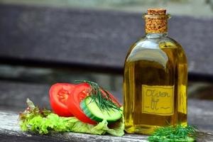 Fototapeta na ścianę oliwa z oliwek z pomidorami fp 863
