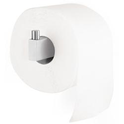 Wieszak na papier toaletowy linea zack mocowany prostopadle do ściany 40391