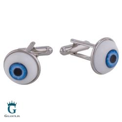 Spinki do mankietów gałka oczna ps-010