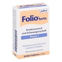 Folio 1 forte jodfrei tabletki powlekane