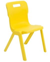 Szkolne krzesło jednoczęściowe t5 rozmiar 5 146-176 cm