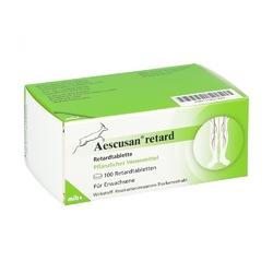 Aescusan retard 50 retardtabletten