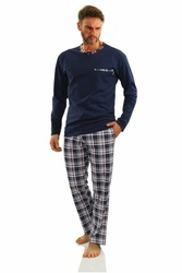 Sesto senso jasiek 218806 piżama męska