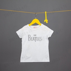 Koszulka amplified -beatles logo dmnte wht