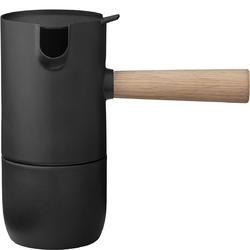 Zaparzacz do kawy z drewnianą rączką collar stelton 420