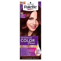 Palette intensive color creme, farba do włosów, r2 ciemny mahoń