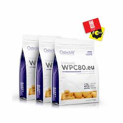 WPC 80.eu Standard - 2700g - Biscuit Dream