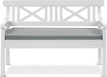 Poduszka na ławkę Drachmann 120 cm ciemnoszara
