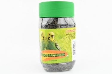 Pokarm dla ptaków – słonecznik czarny – 1 litr