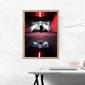 Cisza - plakat premium wymiar do wyboru: 40x50 cm