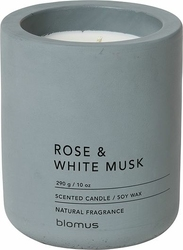 Świeca zapachowa Fraga 11 cm Rose  White Musk