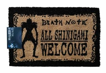 Death Note Shinigami Welcome - wycieraczka