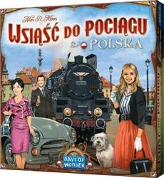 Rebel gra wsiąść do pociągu kolekcja map 6.5 polska