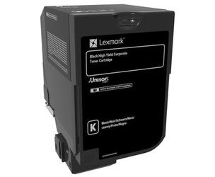 Lexmark toner cs720, cs725 bk 20k 74c2hke