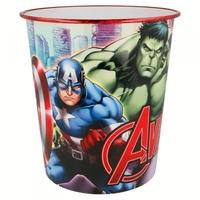 Kosz na śmieci avengers marvel