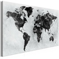 Obraz - świat bez kolorów 1-częściowy szeroki
