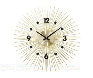 Zegar ścienny lavvu crystal lines lct1141