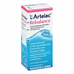 Artelac Rebalance krople do oczu