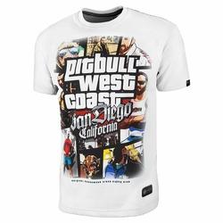 Koszulka Pit Bull West Coast Most Wanted T-shirt