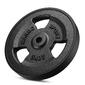 Obciążenie żeliwne gumowane 20 kg mw-o20g-kier - marbo sport
