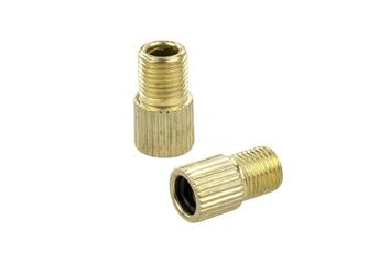 Redukcja - adapter wentyla dv-av  złota