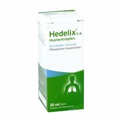 Hedelix s.a. Tropfen