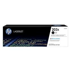 HP oryginalny toner CF540X, black, 3200s, HP 203X, high capacity, HP Color LaserJet Pro M254, M280, M281