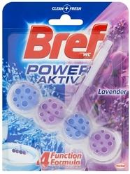 Bref Power Aktive Lavender, zawieszka do toalety, 50g
