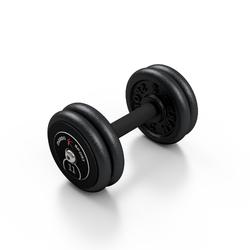 Hantla skr�cana na sta�e 11 kg - Marbo Sport - 11 kg