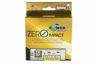 Plecionka ShimanoPP Zero Impact 275m 0,23mm 15kg Yellow