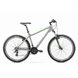 Rower górski romet rambler r7.0 27,5 2020, kolor grafitowy, rozmiar 19