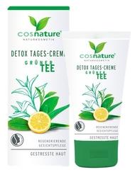 Naturalny krem detox na dzień z zieloną herbatą 50ml