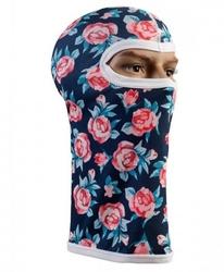 Kominiarka termoaktywna 3d - róże