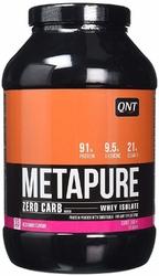 Odżywka białkowa qnt metapure zero carb 908g - red candy
