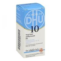 Biochemie dhu 10 natrium sulfur.d 3 tabl.