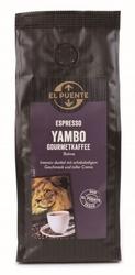 El puente | yambo kamerun kawa mielona - espresso 250g | fair trade