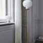 Design for the people :: lampa podłogowa raito mosiężna
