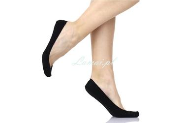 Fashion k24 marilyn czarne stopki