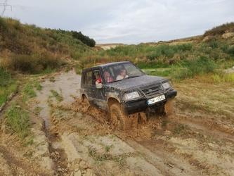 Off road 4x4 - pasażer - bydgoszcz - 30 minut