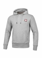 Bluza z kapturem Pit Bull West Coast Hooded Hilltop 2 Grey Melange - 129405150 - 129405150