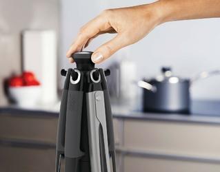Narzędzia kuchenne elevate ze stojakiem joseph joseph szare 10151