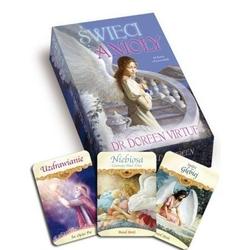 Karty święci i anioły wydanie polskie