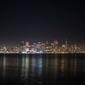 Fototapeta na ścianę kolorowe miasto nocą fp 2299