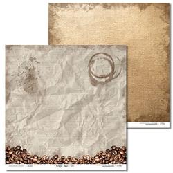 Ozdobny papier Coffee Time 30,5x30,5 cm - 04 - 04