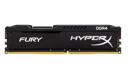 HyperX DDR4 Fury Black 16GB2666 CL16