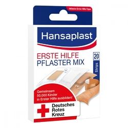 Hansaplast erste hilfe mix plastrów do pierwszej pomocy